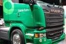 Very green Scania