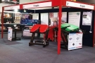 D'Angelo Products and Westrans Services WA, Perth Truck and Trailer Show display.