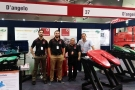 Sam, Daniel, Joe and Guilio (from D'Angelo Products) at the Perth Truck and Trailer Show