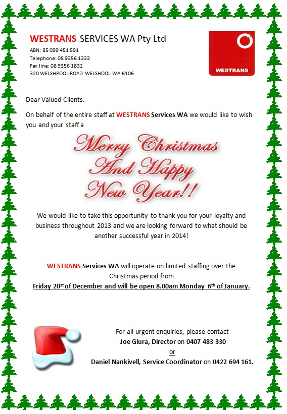 Westrans-Services-Christmas-Leave1