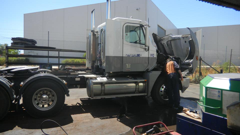 Heavy Vehicle Maintenance