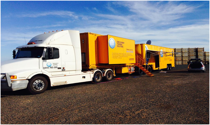 WESTRANS Services Container Modification and Accommodation Unit