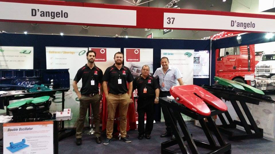 At the Perth Truck and Trailer Show 2015